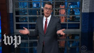 'You can't say Trump didn't warn us': Late-night hosts react to release of whistleblower complaint