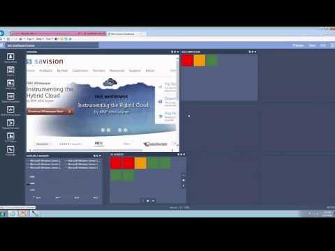 On Demand webinar Dashboards by Savision