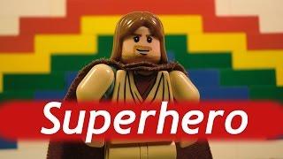 Jesus You're My Superhero