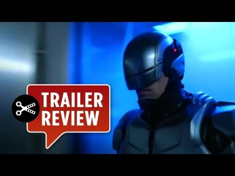 Instant Trailer Review : RoboCop TRAILER (2014) - Samuel L. Jackson, Gary Oldman Movie HD