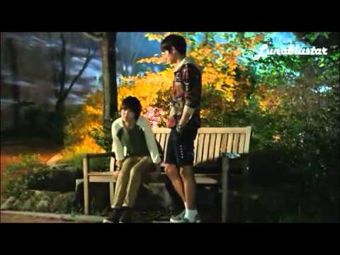 To The Beautiful You MV - The raindrops keep falling into my Heart