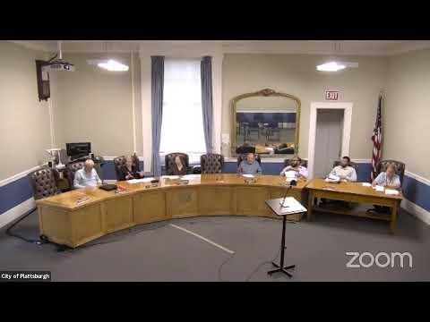 Plattsburgh Finance / CDO Committee Meeting  7-8-21