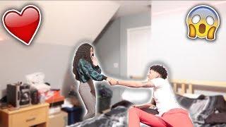 LETS START A FAMILY PRANK ON BOUJEE FASHIONOVA MODEL😍 | SHE LEFT MY HOUSE!!!😱