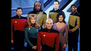 Who Is Your Favorite Character In Each Star Trek TV Show?
