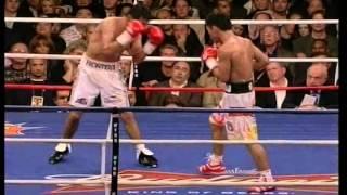 Manny Pacquiao vs. Erik Morales II - The Battle (3/4)