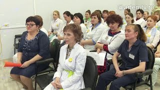 Спикер ЗСПК Александр Ролик посетил детскую больницу в Артёме