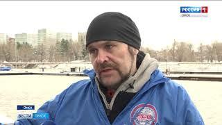 В день открытия официального навигационного сезона на воду была спущена яхта «Сибирь»