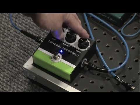 Jet City Guitar Pedals - Afterburner OD, Shockwave Distortion and The Flood Delay | Full Compass