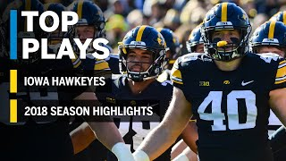 2018 Season Highlights: Iowa Hawkeyes | Big Ten Football