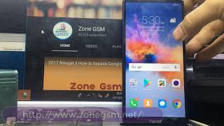 Huawei Honor 7X Frp Reset, All Huawei Gmail Bypass New Trick 2018 without box without tool