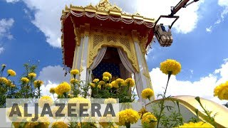 Millions of Thais prepare for King Bhumibol Adulyadej cremation