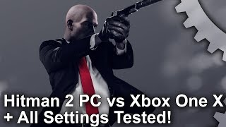 HITMAN 2 - PC Analysis