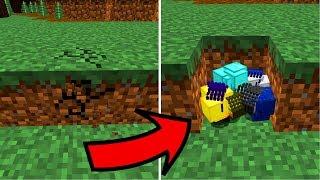 Minecraft But Every Drop Is Random