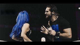 Sasha Banks returns to WWE to challenge Seth Rollins