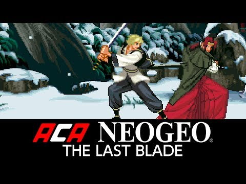 ACA NEOGEO THE LAST BLADE 2 Trailer