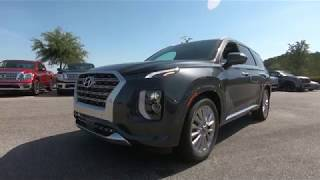2020 Hyundai Palisade Limited Inside Out