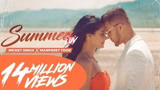 Summer Luv – Mickey Singh X Manpreet Toor