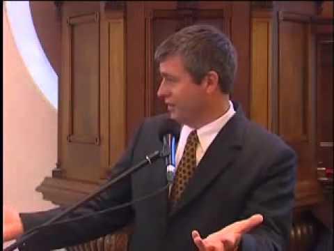 A Sermon on Christ for Atheists Paul Washer w Dutch Translator
