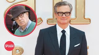 Colin Firth Refuses to Work with Woody Allen Again | Daily Celebrity News | Splash TV