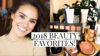 2018 BEAUTY FAVORITES! MOST USED PRODUCTS | DACEY CASH