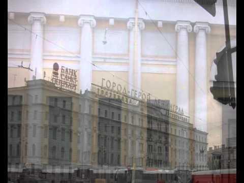 Сергей Любавин - Мой Петербург.avi