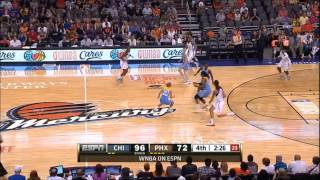 Top 5 WNBA Dunks in History