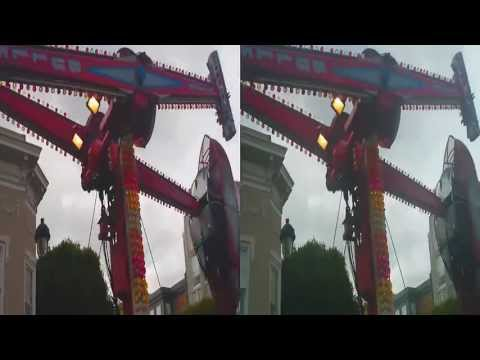 Silver Bullet Ride @ Union Street Easter Fair (YT3D:Enable=True)