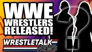 WWE Wrestlers RELEASED! Best Of The Super Juniors Announced! WrestleTalk News Apr. 2019