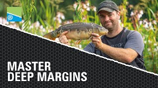 A thumbnail for the match fishing video Master Deep Margins | Robbie Griffiths