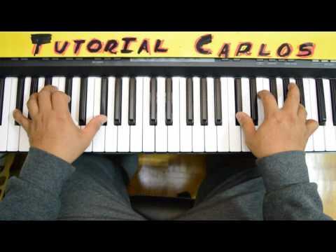 Como la Brisa Jesus Adrian Romero - Tutorial Piano Carlos