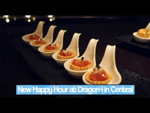 New Happy Hour at Dragon-i