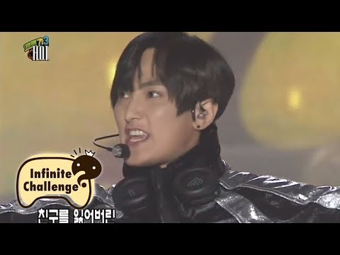 H.O.T. is BACK!! H.O.T - Warrior's Descendant [Infinite Challenge Ep 558]