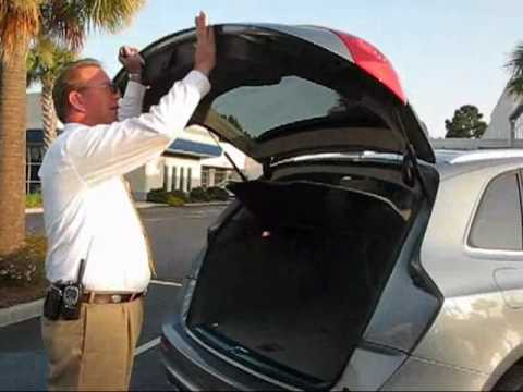 Audi Q5 Power Tailgate Trick Youtube