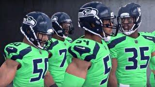 NFL 18 Thursday Night Football - Seattle Seahawks vs Arizona Cardinals (Madden NFL 18 Gameplay)