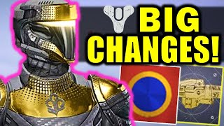 Big Changes Incoming! (WATCH BEFORE MAY 11!)   Destiny 2 News