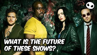 Netflix talks about the future of Marvel Shows