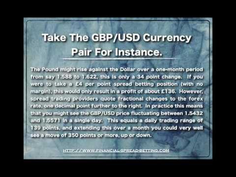 Forex Trading: Spread Betting Mechanics
