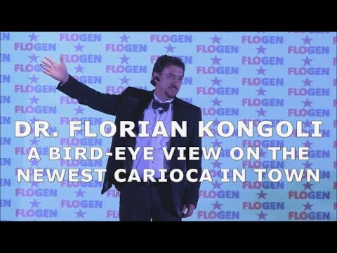 Dr Florian Kongoli, a Bird-Eye View on the chairman of FLOGEN STARS OUTREACH and the CEO of FLOGEN Technologies Inc, the Newest Carioca in Town