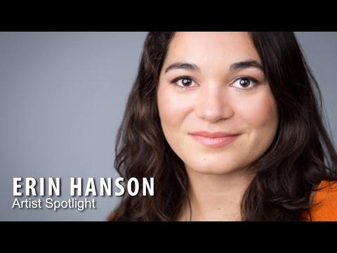 Fine Art America - Artist Interview - Erin Hanson