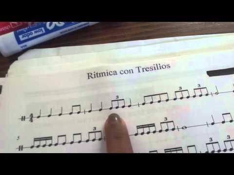 020 tresillos y analisis musica movil for Tipos de tresillos