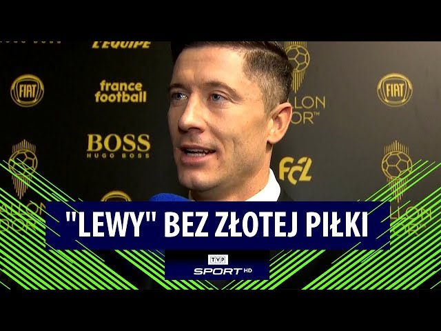 Lewandowski nt. gali Złotej Piłki 2019! [VIDEO]