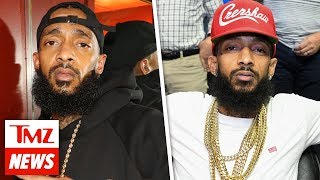 Nipsey Hussle Was Secretly Under Investigation for Alleged Gang Activity | TMZ NEWSROOM TODAY