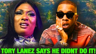 Tory Lanez PROVES He Didn't Shoot Megan Thee Stallion in Her Feet *Finessed Fans Album Sales*