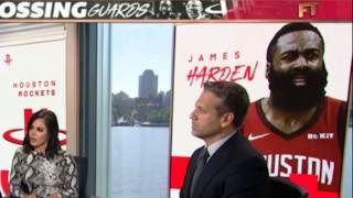 First Take | Max Kellerman Reacts to PROBLEM With Russell Westbrook, James Harden, And The ROCKETS