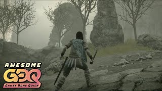 Shadow of the Colossus (2018) by ChurchNEOH in 37:58 - AGDQ2019