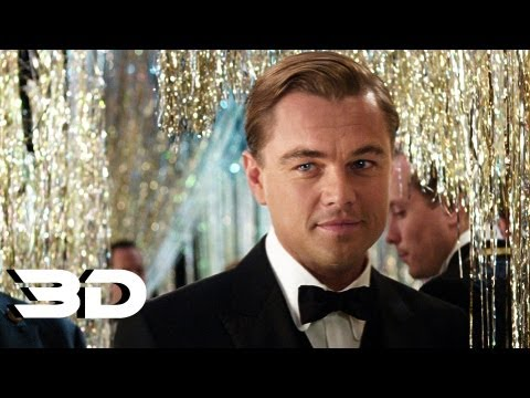 The Great Gatsby - Official Trailer 3 In 3D (2013)