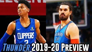 Oklahoma City Thunder 2019-20 NBA Season Preview