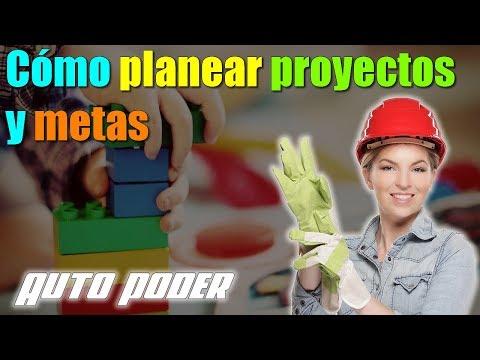 Cómo planear proyectos y metas | Ingeniero Gabriel Salazar