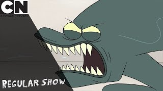 Regular Show | The Laziest Alien | Cartoon Network