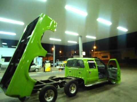 Baixar F250 Brutona Truck Estrutura 2012 - Vídeo 2